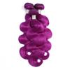 Purple body wave