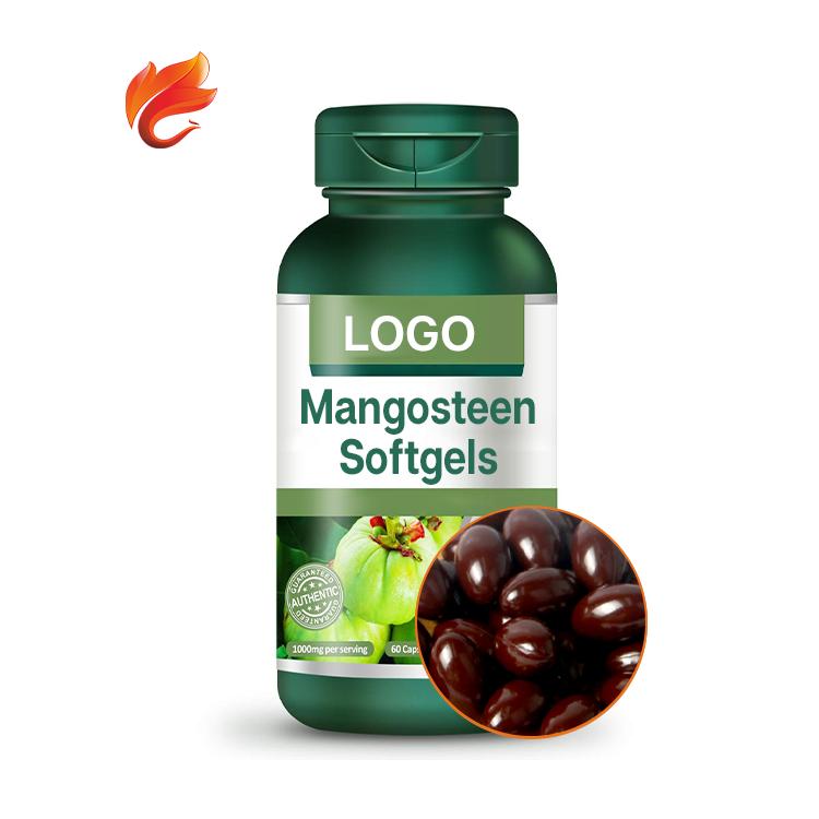 Экстракт мангостина, натуральная детоксикация, 500 мг, добавка, мягкая капсула, таблетка