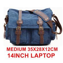 Burminsa холщовая кожаная мужская сумка-мессенджер I AM LEGEND Will Smith большая сумка на плечо мужской портфель для ноутбука дорожная сумка(Китай)