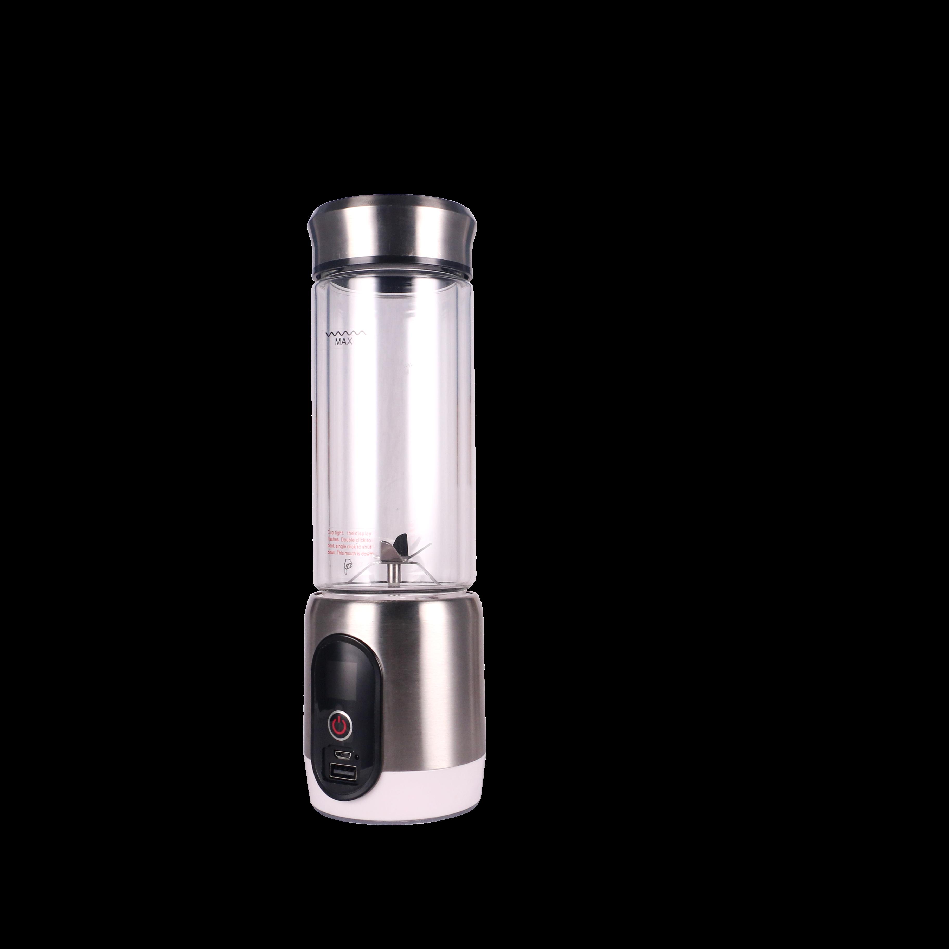 Портативная электрическая USB-соковыжималка, Перезаряжаемый USB-блендер для фруктов, ручная соковыжималка для смузи