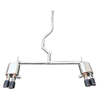 Exhaust Hot Sale High Performance Stainless Steel Exhaust For Accord Inspire 9/9.5/10th Generation