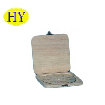 Wedding DVD wooden gift box made in China for sale