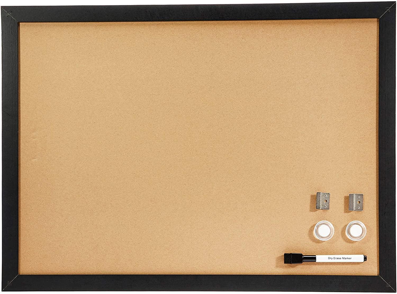 Новая портативная складная Экологически чистая двусторонняя магнитная рамка формата а4 для сухого стирания рисования, деревянная Магнитная школьная белая доска, набор для Классного класса для детей