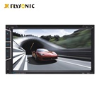 Car Dvd Player FY6082 Universal Double Din 6.95 Inch Touch Screen Car DVD Player Radio With GPS Navigation Bt