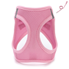 Pink chest strap+leash