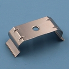 Metal accessories fabrication factory support oem custom u shape flat metal clips