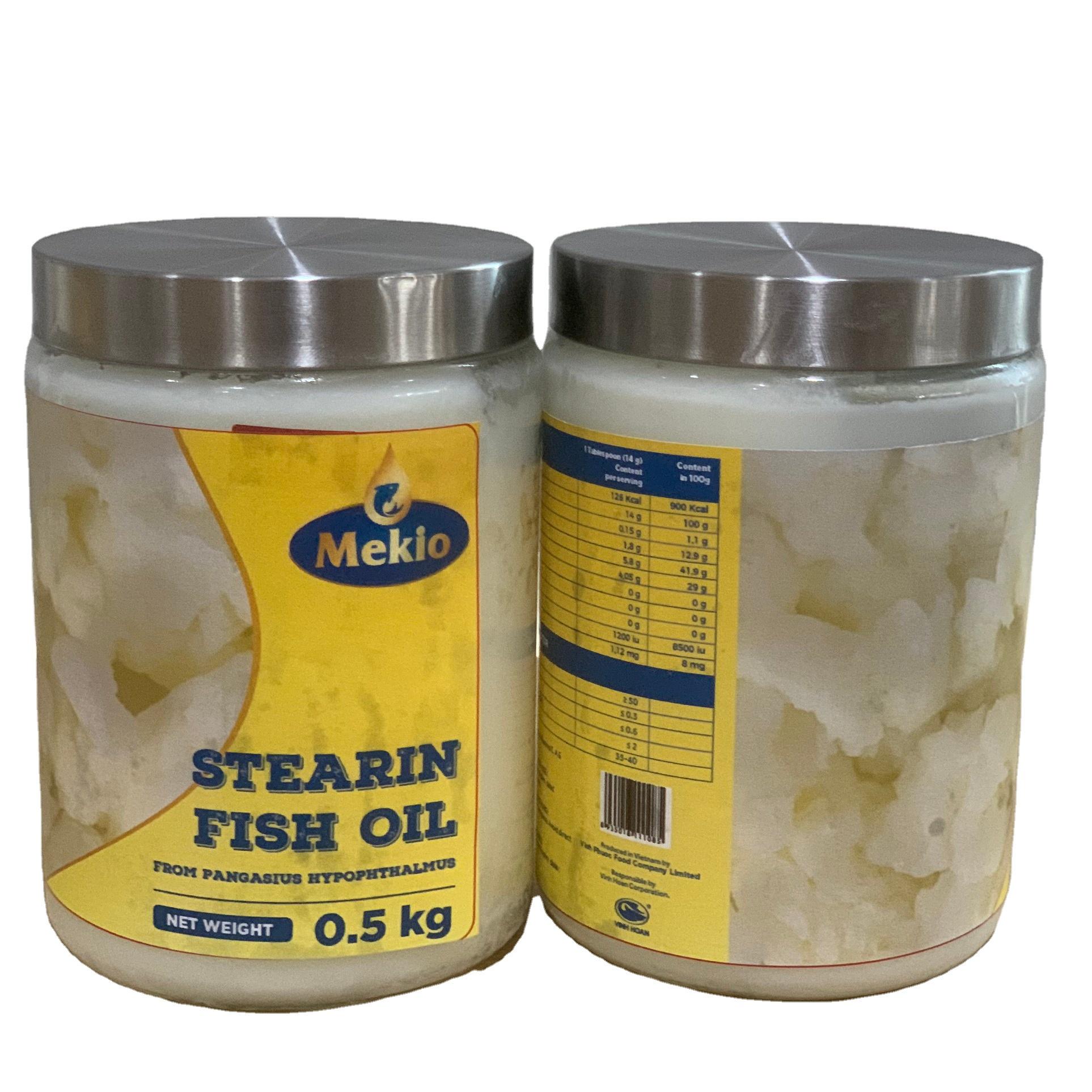 Новое поступление 2021 г., фабричное производство, стеарин, рафинированное рыболовное масло по конкурентоспособной цене