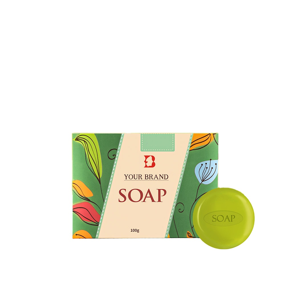 The Herbal OEM/ODM 100 g Transparent Soap Handmade With Any Your Prefred Extract Or Essen Oil