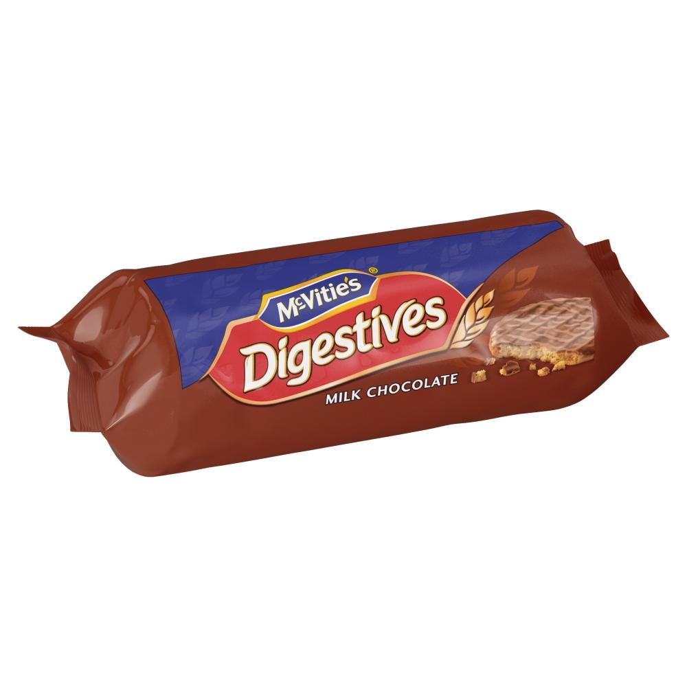 Капсулы молочного шоколада Mcvities 266 г