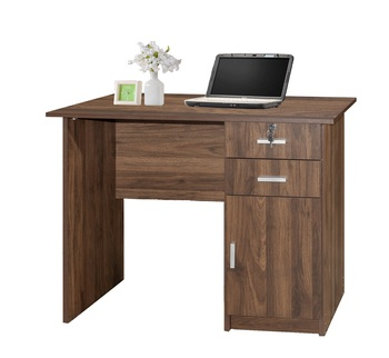 Malaysia Office Furniture Writing Study Table Desk With Drawers & Storage Compartment T304