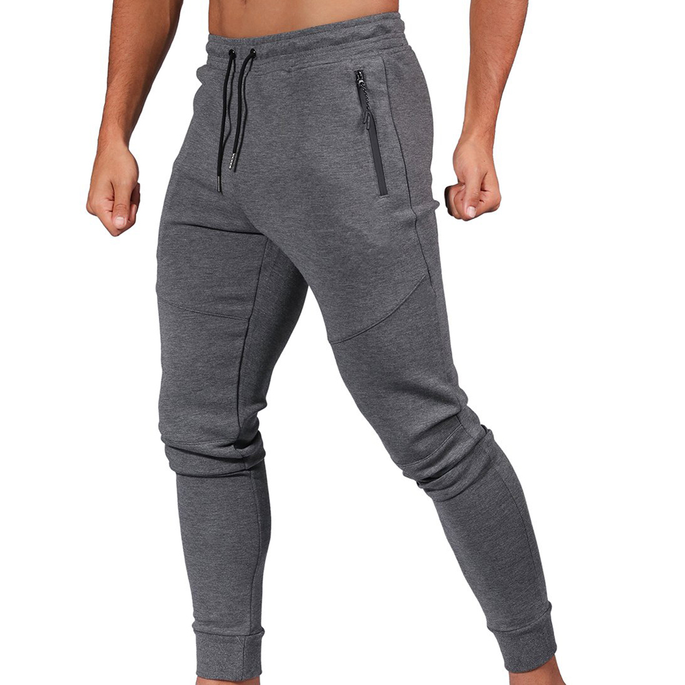 Men Casual Athletic Tapered Jogger Pants With Panels Slim Fit Custom Workout  Running Middleweight Sweatpants With Zipper Pockets - Buy Men Custom Made  Trendy Slim Fit Private Label Joggers Stylish Plus Size