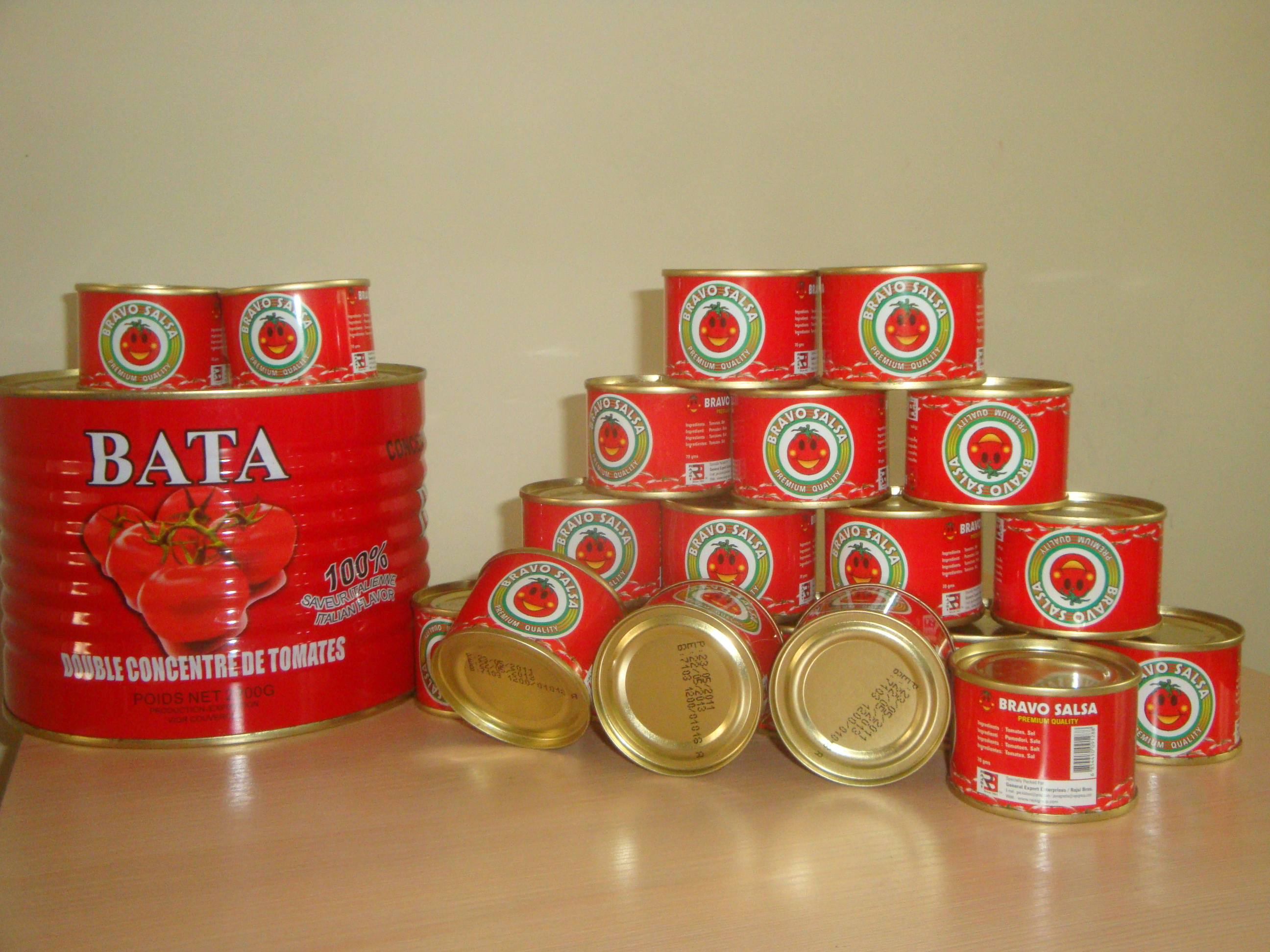 Wholesale Cheap Price Canned Tomato Cooking Paste 2200g