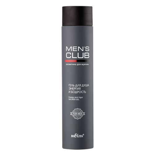 Mens Hair Care Products Energy and Vigor Shower Gel Men