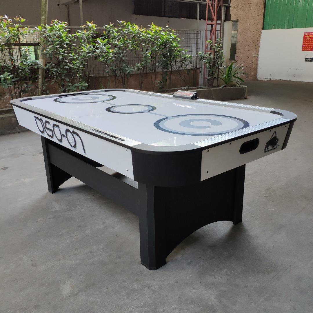 Оптовая продажа, комнатный развлекательный спортивный игровой автомат, дешевый воздушный хоккейный стол, настольный хоккей