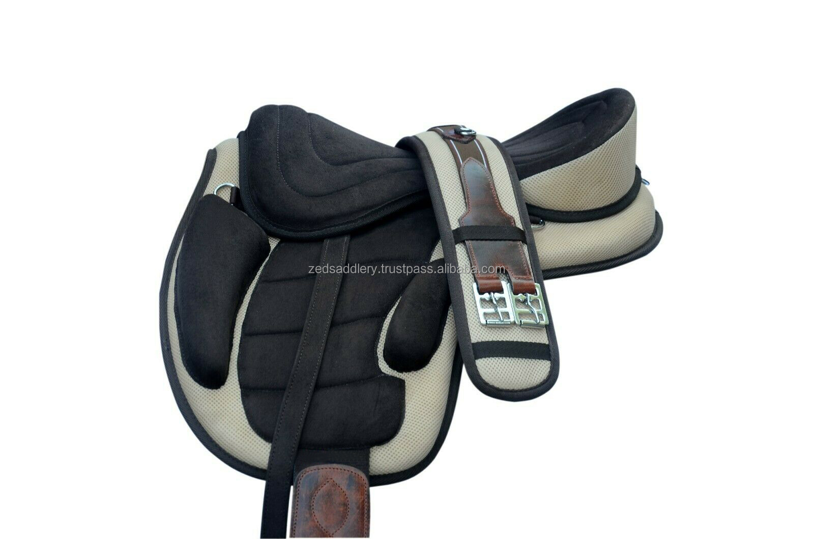 GP All Purpose  Treeless Saddle In color Brown