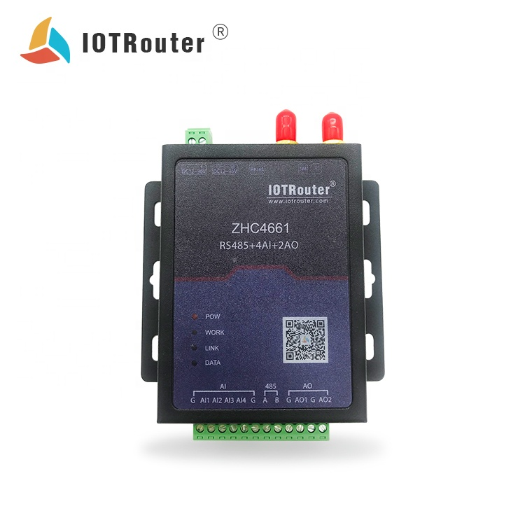 USB rs485 to MQTT M2M Gsm Module IOT Router DTU 4g ZHC4661 Serial Port Modem 206 RTU Relay Control Gps Tracker