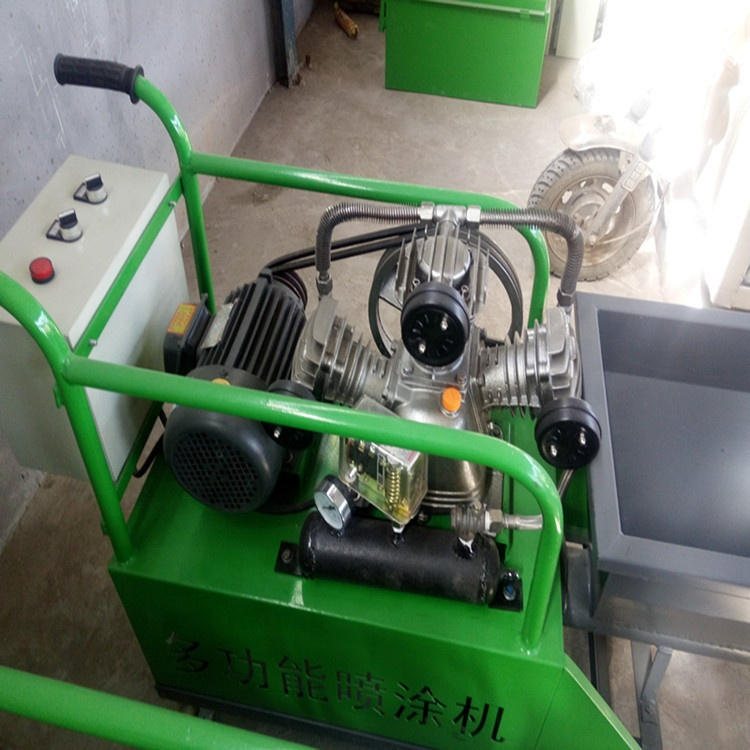 Машина для автоматического распыления цемента по лучшей цене