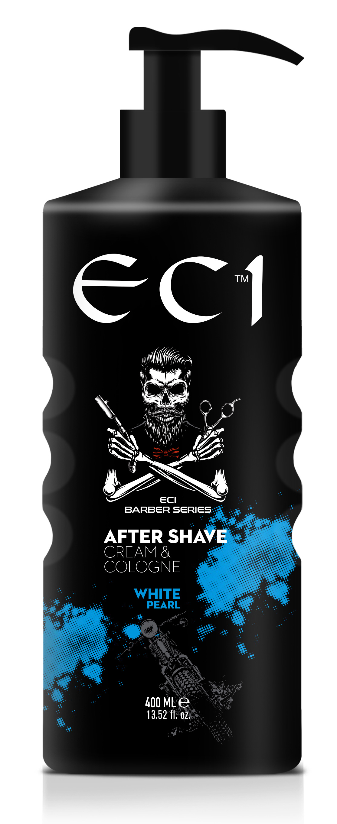 ECI After Shave Cream Cologne 400ml hot selling bulk container shipment product for professional use, superior quality