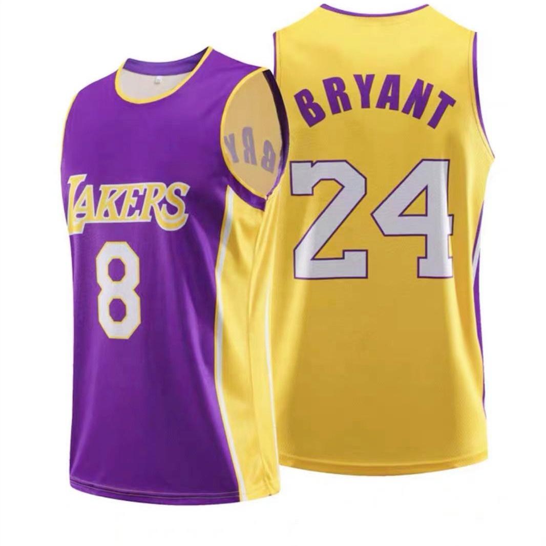 Custom Logo Memorial Kobe Bryant Basketball Jersey - Buy Kobe ...
