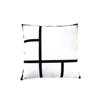 6 Grid Pillowcase