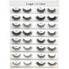 TM 05 silk lashes 1 pairs