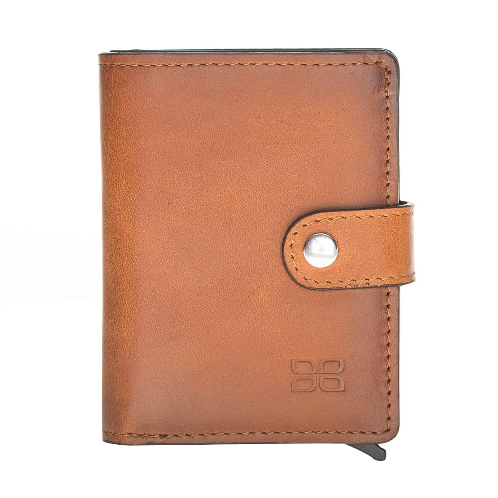 2019 Hot Selling RFID Genuine Leather Wallet and Card Holder  from Turkey Istanbul