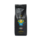 Caffe Lusardi Italian Espresso Gran Crema Vip Selection 70% Arabica 30% Robusta Ground Coffee Beans / 11 Origins Caffeinated