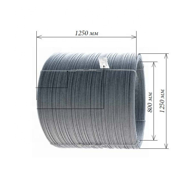 High Quality Metal Steel Wire Rod