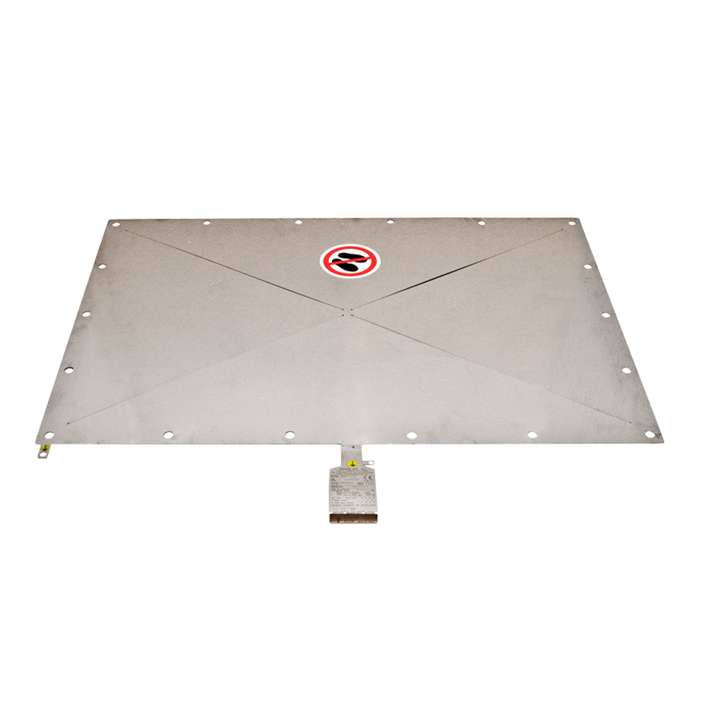 PS/R Explosion Venting Panel (rectangular)