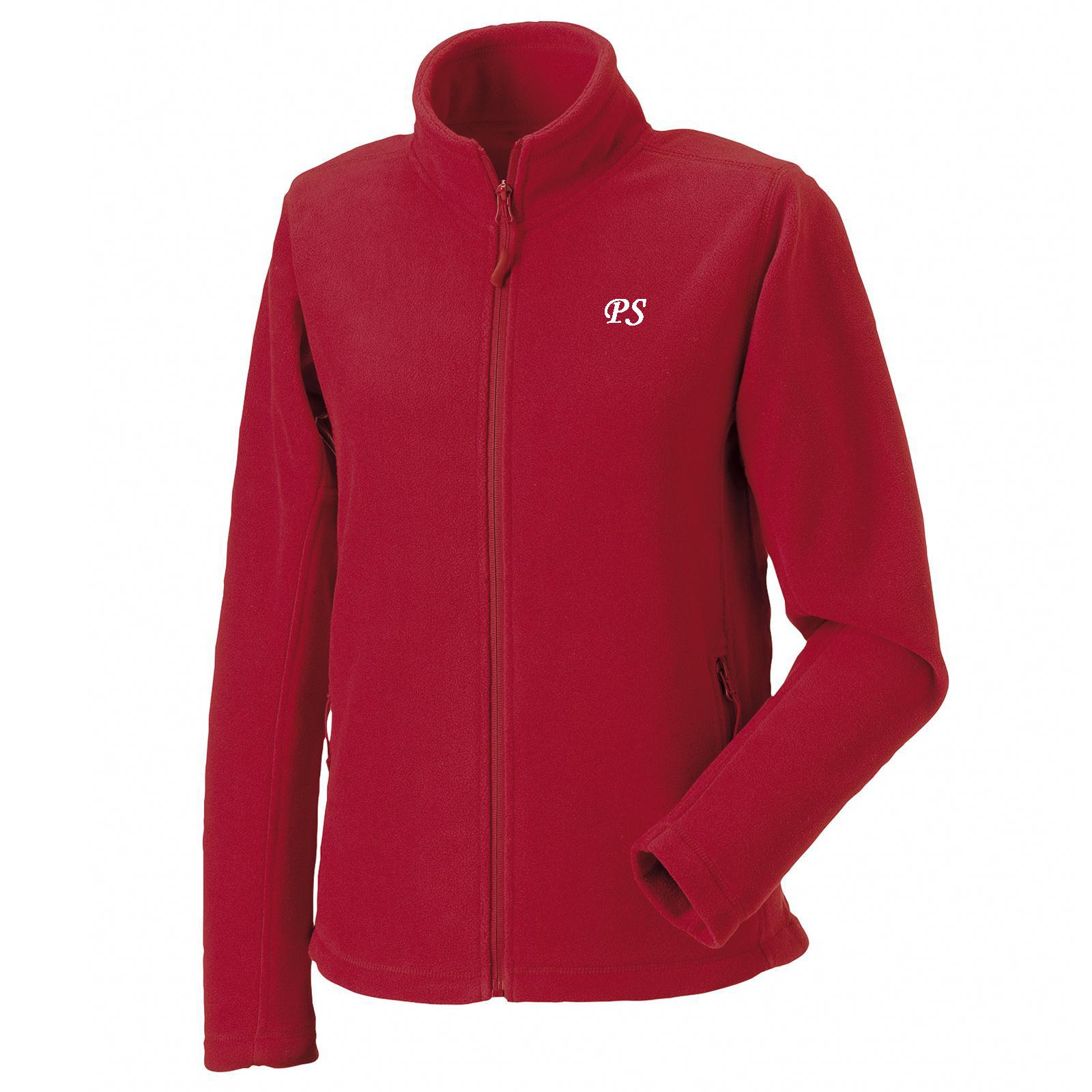 Polar Fleece Jacket Full Zip
