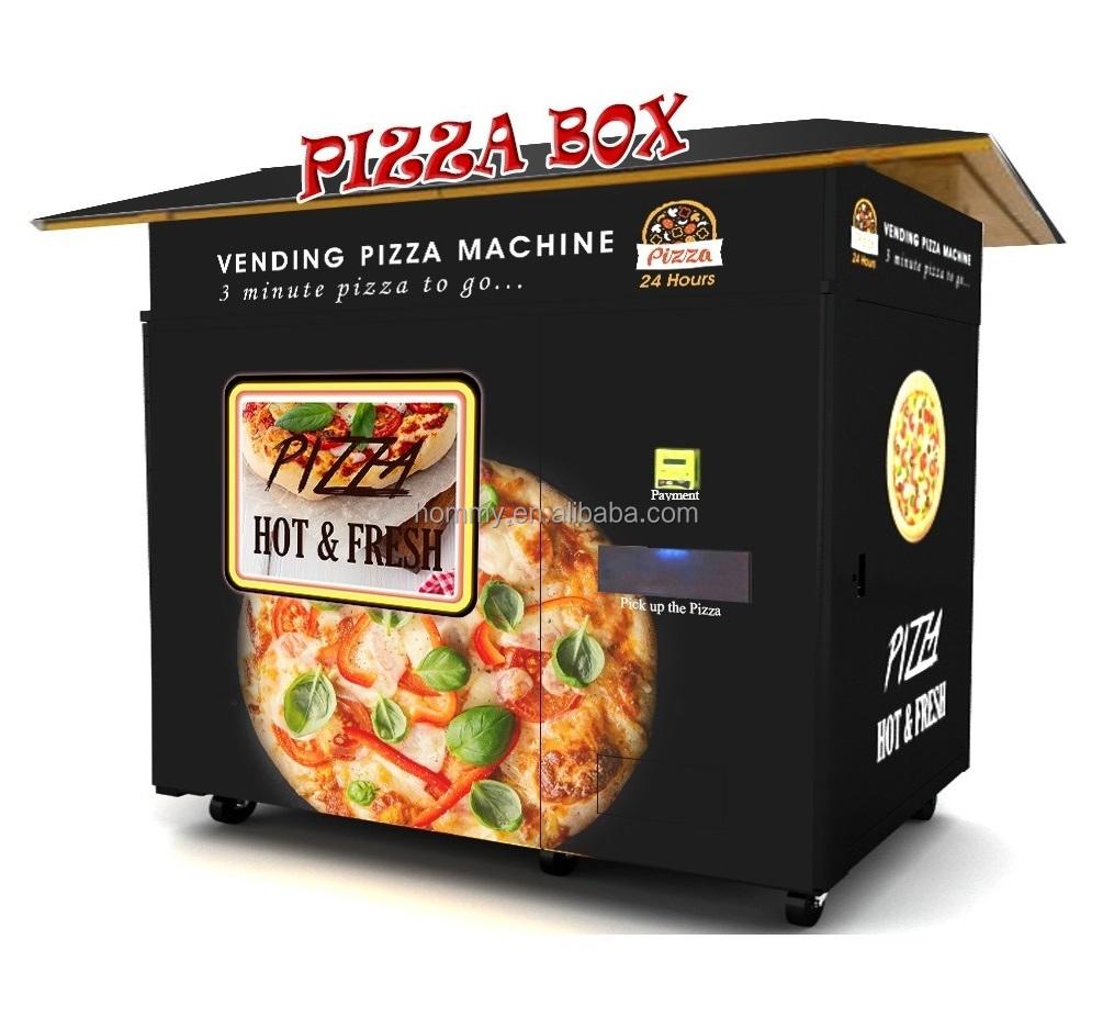 Совершенно новые автоматические автопроизводители пиццы, торговые автоматы с низкой ценой