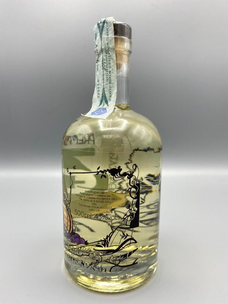 Premium Gin Made in Italy Top Quality Best Botanicals