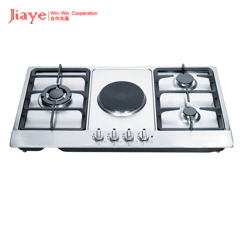 4 Burner Cooking Gas Stove Kitchen Gas Burner Hob Jiaye Electric Stove Top Jy Es4011 Buy Cooking Gas Stove Kitchen Gas Burner Hob Jiaye Electric Stove Top Product On Alibaba Com