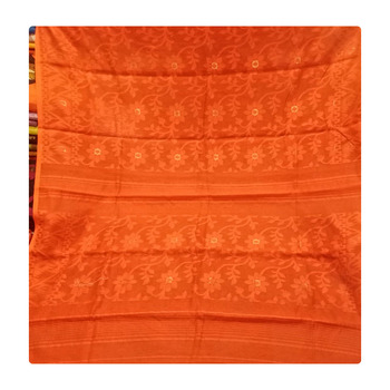 Indian Exporter Of Party Wear Jamdani Saree at Lowest Price