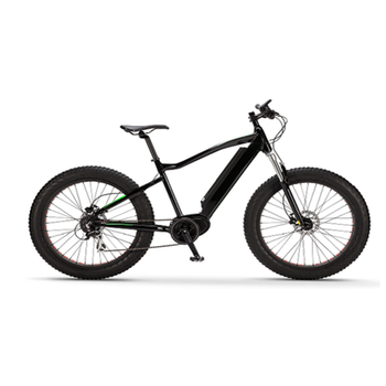 26 inch Aluminum mid motor electric bicycle, 36V 250W 8 Speed, walking mode available