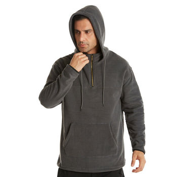 Men Winter Hoodies Slim Fit