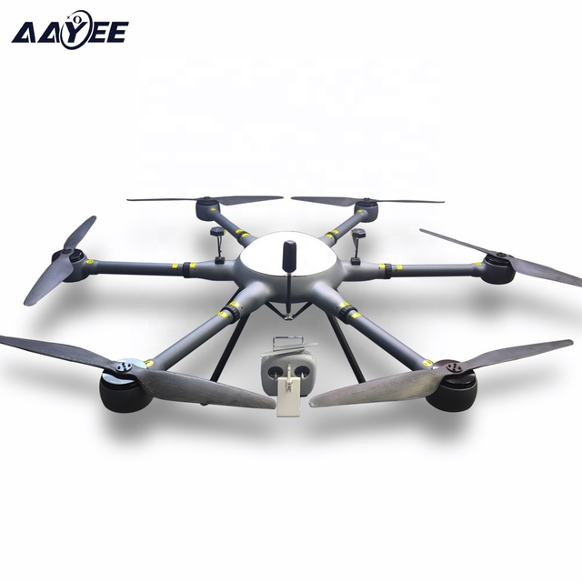Aayee long endurance flight with heavry Loading Weight UAV Anti-terrorism Drone