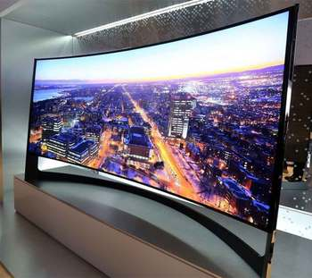 "Big size 48"" 49"" 50"" 55"" 65"" 75"" curve LED TV 4K,Curved U'ltra HD Uhd 32 42 43 49 55 60 65 75 85 inch Smart LED television 4K TV"