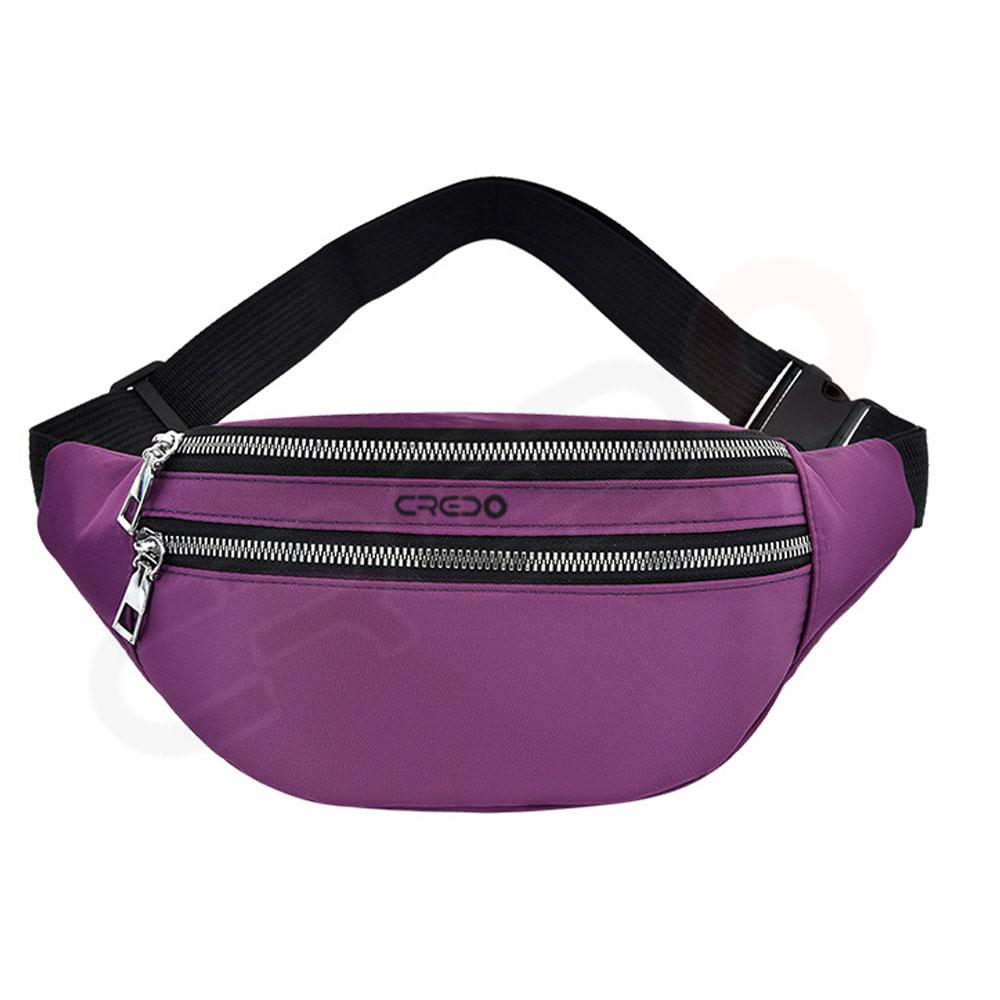 Fanny Pack Waist Hip Belt Bag Travel Pouch Men Women Sport Purse Outdoor Running