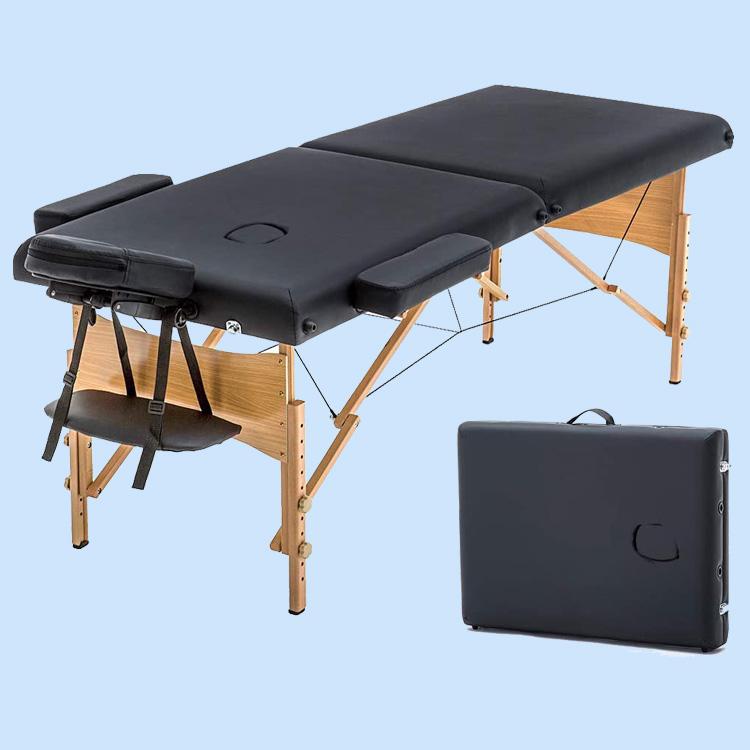 table de massage pliable milking folding Massage Table With CE Certificate