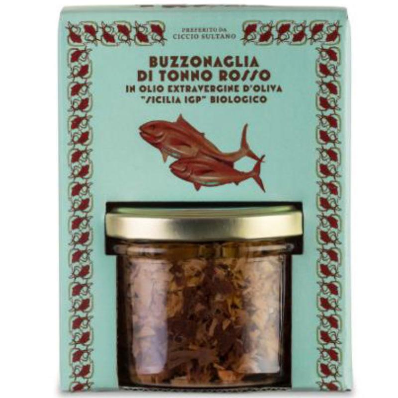 Консервированные итальянские блюда тунца 190 г в экстра-девственном оливковом масле для приправ, закусок и макаронных изделий в стеклянной банке 190 г