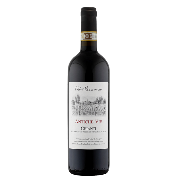Made in Italy Tuscany lively ruby Chianti DOCG 750 ml dry red wine