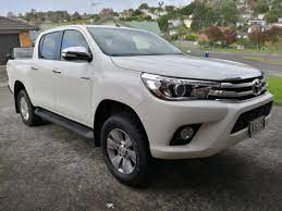 Clean Used Hilux Double Cab Avaliable