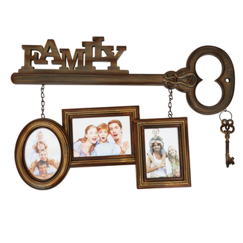 Best Quality Modern European Style Gift Family Photo Frame Happiness Family Picture Frame With Best Rate