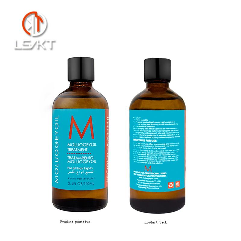 Профессиональное Сыворотка для волос, масло арганы Марокко, бесплатный образец