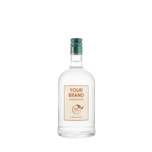 Own brand economy gin 0,7 bottle OEM