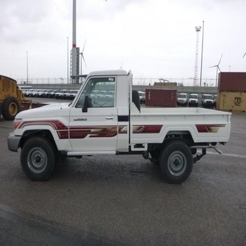 Use Toyota Land cruiser Pickup 79 Right and Left Hand Drive Diesel for sale