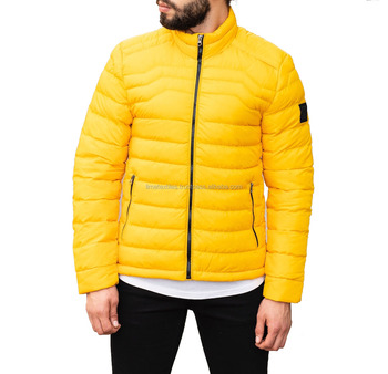 Wholesale both side wear Padding Men Puffer Jacket / Winter Wear Windbreaker army green Bubble Coat Puffer Jacket for Men