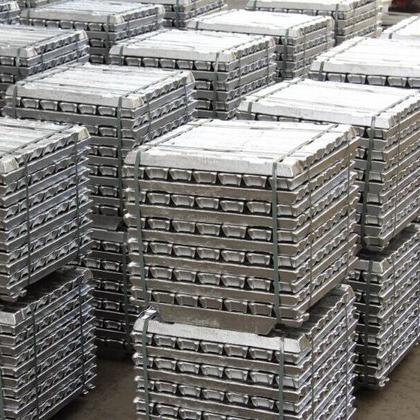 Алюминиевые слитки ADC12