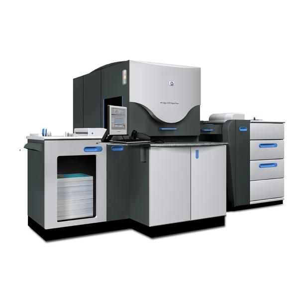 Цифровая печатная машина Индиго 5500, 12 м